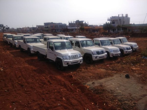 South Central Railway transport automobiles from Telangana to Tripura