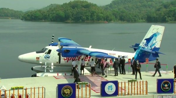 SpiceJet plans to add Kevadiya-Surat route to its seaplane service