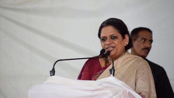 Sangeeta Singh new vigilance commissioner of Gujarat