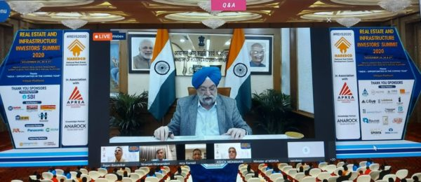 Real Estate sector to be soon classified as a different asset class: Hardeep Singh Puri