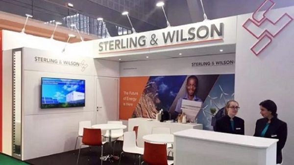 Sterling and Wilson Solar reports 18% drop in Q2 net profit at Rs 15 crore