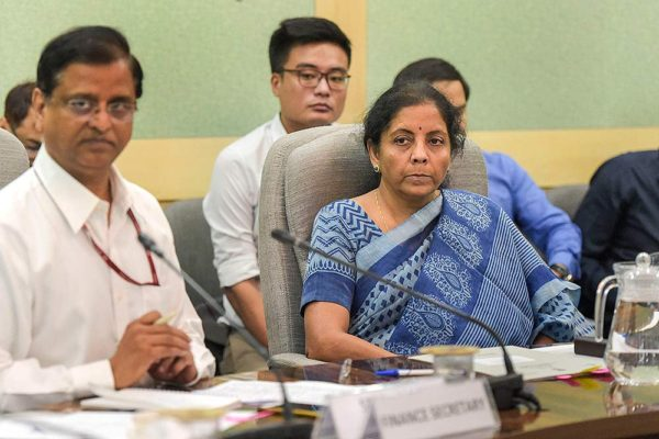 Former Economic Affairs Secretary says Nirmala Sitharaman insisted on my transfer from Ministry of Finance