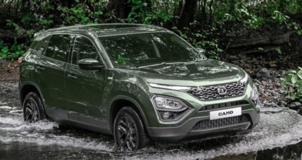 Tata launches special-edition SUV Harrier CAMO in India at Rs 16.50 lakh