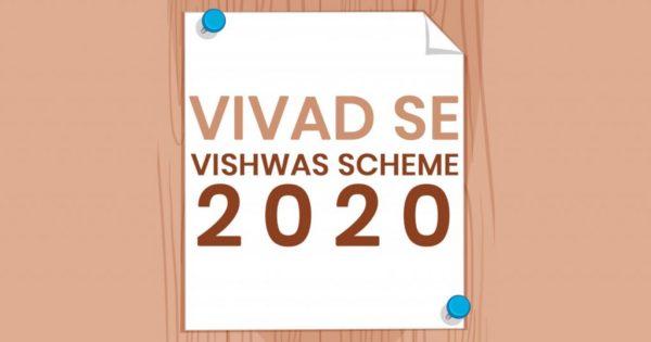 Rs 72,480 crore deposited under 'Vivad se Vishwas' scheme