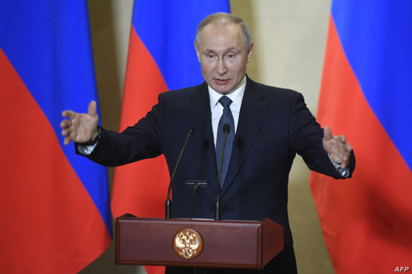 Vladimir Putin says India, China may start making Russia's Sputnik V Covid vaccine