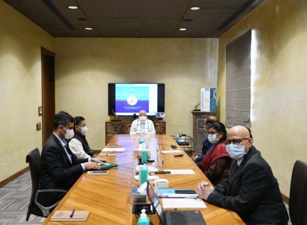 Narendra Modi's visit to Bharat Biotech is strong motivation: Chandrababu Naidu