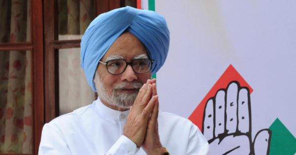 Manmohan Singh to head Congress panels on economy, security and foreign affairs