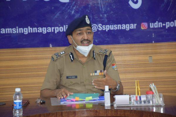 Ashok Kumar takes charge as new DGP of Uttarakhand