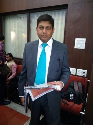 Amitabh Jain appointed new Chhattisgarh chief secretary