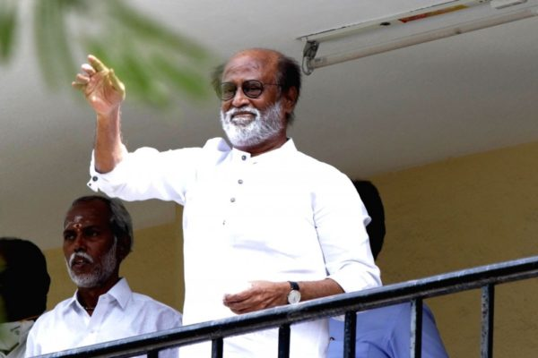 Actor Rajinikanth to float party in January 2021, hopes for 'honest' Tamil Nadu government