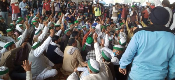 Opposition parties in several states extend support to farmers' Bharat Bandh call