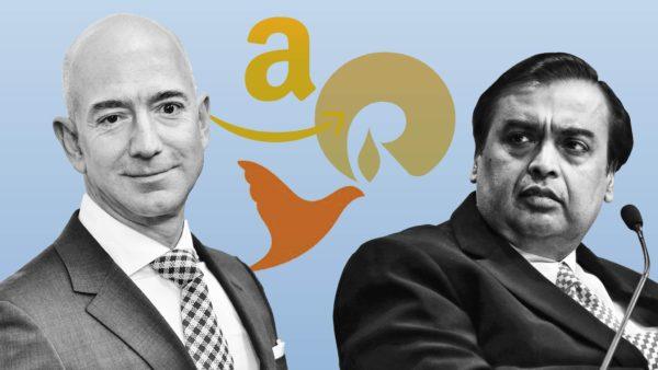 Future, Amazon continue fight; write to Sebi over Future-Reliance deal