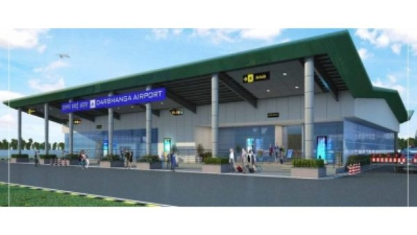 Nitish Kumar requests Civil Aviation Minister to begin night operations at Darbhanga airport
