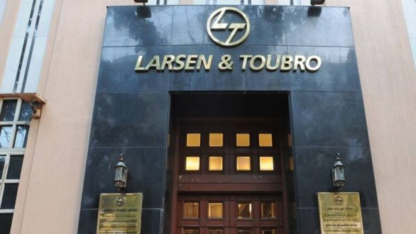 Larsen & Toubro wins 'significant' contract in Chhattisgarh