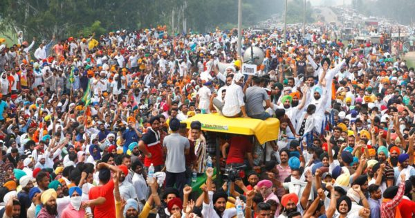 Will decide next course of action in 2-3 days, say farmer unions