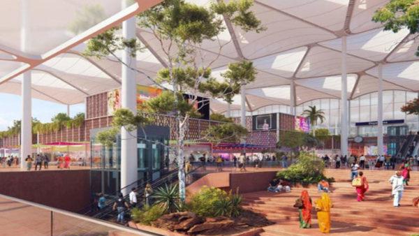Swiss developer selects four-company consortium to design passenger terminal for Noida airport