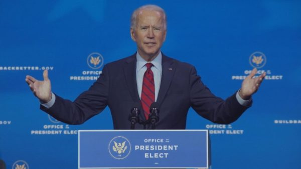 Joe Biden introduces his climate team, says 'no time to waste'