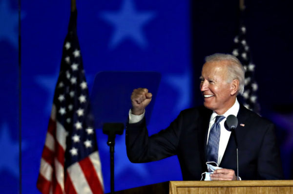 Turning the page? Republicans acknowledge Joe Biden's victory