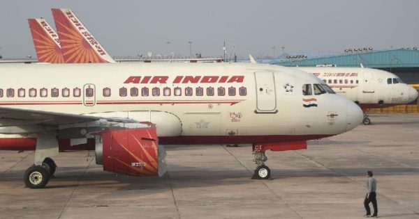 Kanti Commercials and consortium puts in EoI for Air India