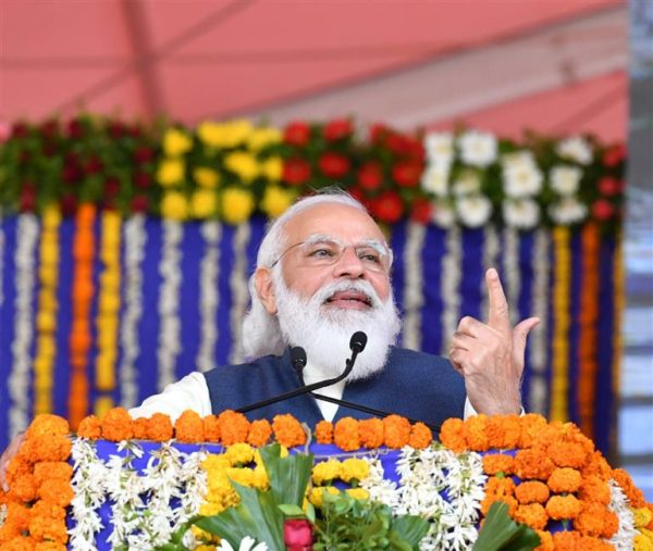I assure farmers that their welfare is our topmost priority: Narendra Modi