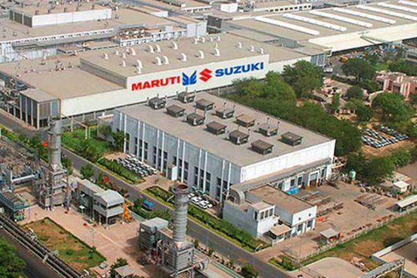 Maruti Suzuki sales increase 1.7 per cent to 1,53,223 units in November