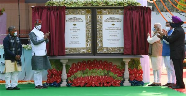 New Parliament building will witness the making of AatmaNirbhar Bharat
