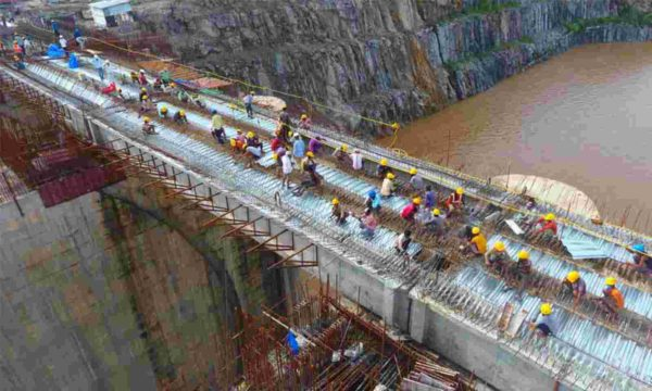'No change in Polavaram project height, water to flow from 2022 kharif'