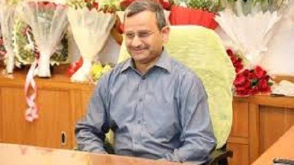 Suresh Mohapatra appointed Odisha Chief Secretary