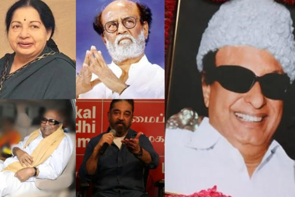 In Tamil Nadu, today's movie stars are tomorrow's Chief Minister aspirants