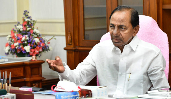 Chandrasekhar Rao announces filling up of vacancies in all departments