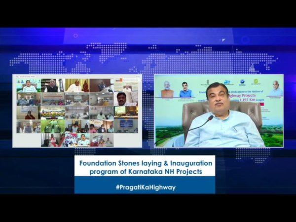 Modi government to undertake infra projects worth Rs 1.16 trillion in Karnataka: Nitin Gadkari