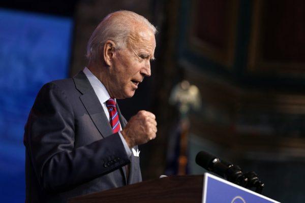 Joe Biden officially secures enough electors to become president