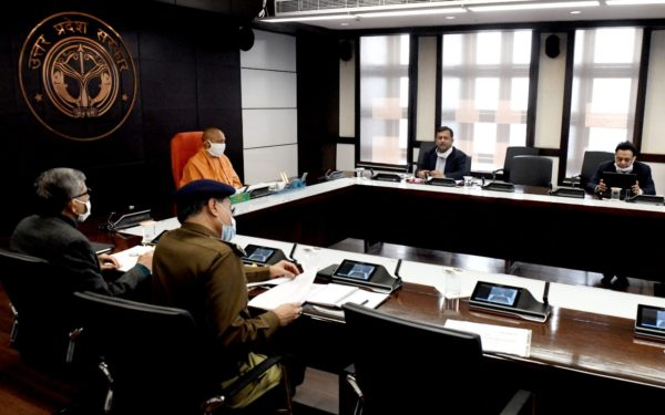 Yogi government to ensure safety, respect of its labourers working in foreign countries
