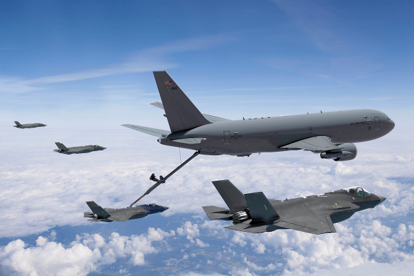 Boeing awarded $7 billion contract for 12 more KC-46 tankers