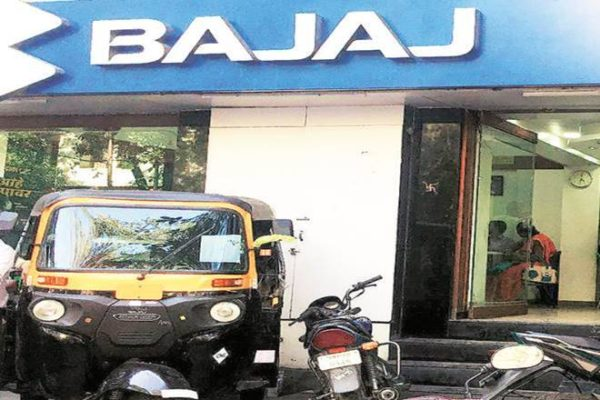 Bajaj Auto's market capitalisation crosses Rs 1 lakh crore