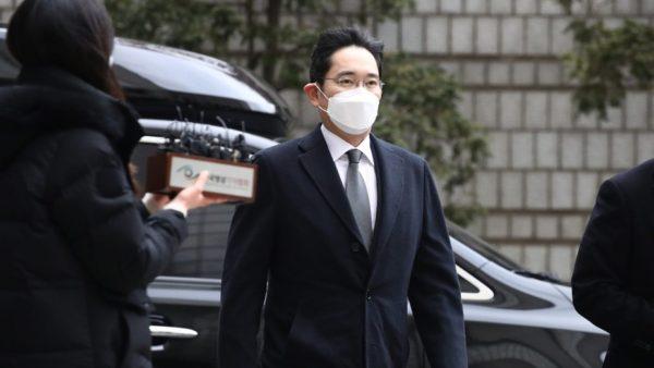 South Korean court gives Samsung scion prison term over bribery