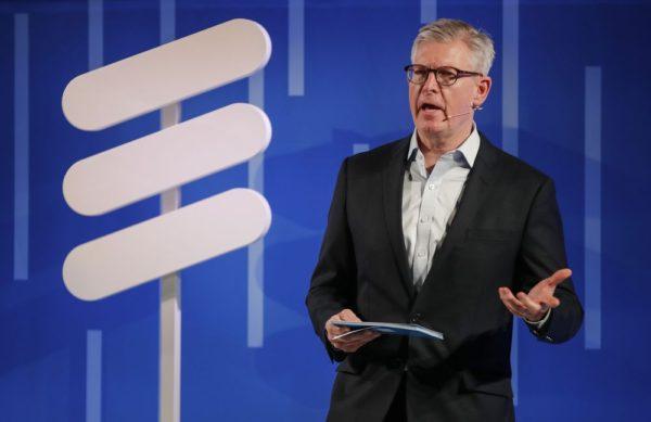 Ericsson CEO lobbying against Swedish ban on Huawei, ZTE: Report