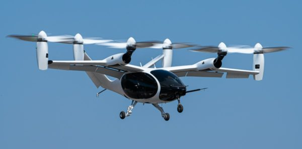 Air taxi start-up Joby explores deal to go public