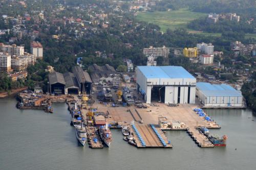 Goa Shipyard to build 12 patrol boats for Pangong deployment