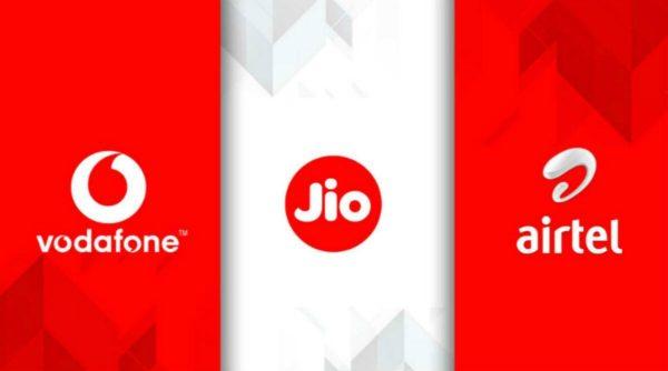 Jio says Airtel, Vodafone Idea partners sabotaging network;Airtels says Jio's allegations 'baseless',