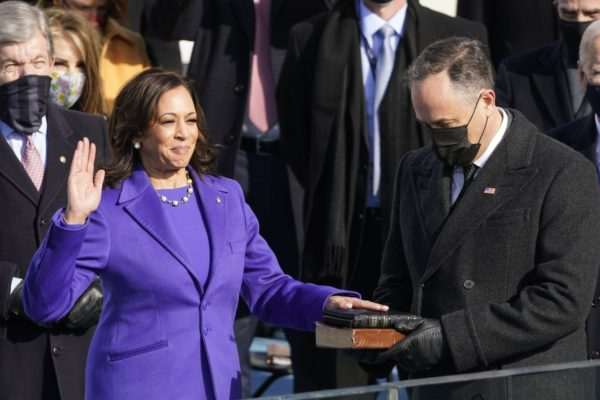 Vice President Kamala Harris : A new chapter opens in US politics