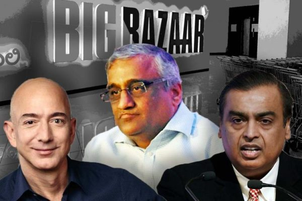 We were fed up with your attitude, had to take RIL offer: Kishore Biyani to Amazon