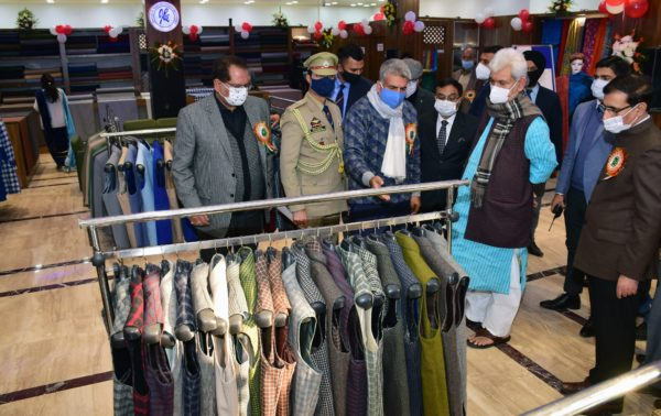 India's Kashmir region seeks $4 billion in investments, to provide security