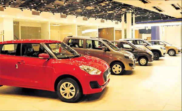 Maruti Suzuki's production rises 34% at 1,55,127 units in December