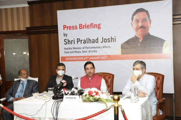 Nalco to invest Rs 30,000 crore on expansion by 2027-28: Pralhad Joshi
