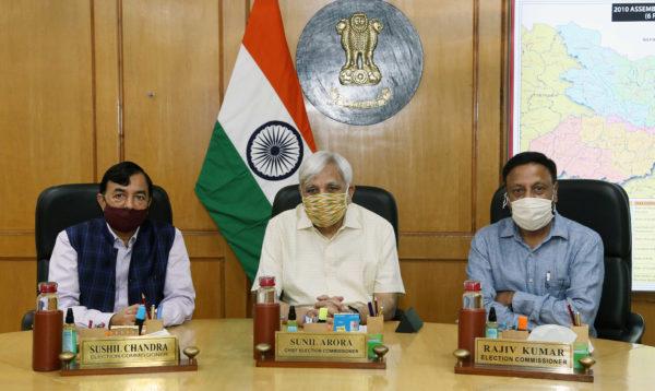 Election Commissioner to visit poll-bond Assam, West Bengal next week