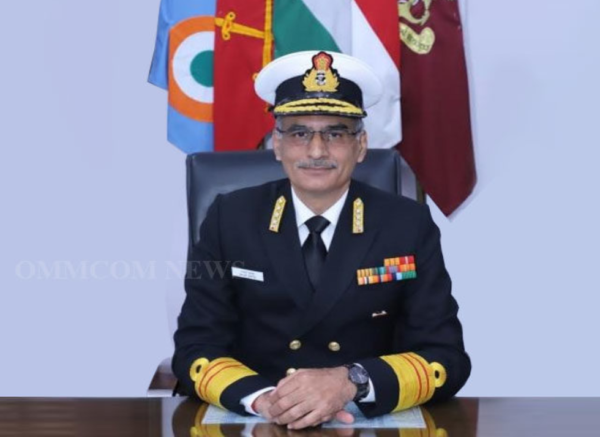 Surgeon Vice Admiral Rajat Datta takes over as Director General Armed Forces Medical Services