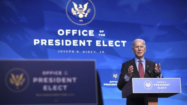Will introduce immigration bill 'immediately' after taking office: Joe Biden