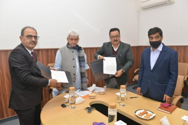 Jammu and Kashmir administration signs MoU with NAFED