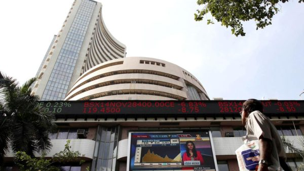 Markets begin 2021 with a bang; Nifty closes above 14k